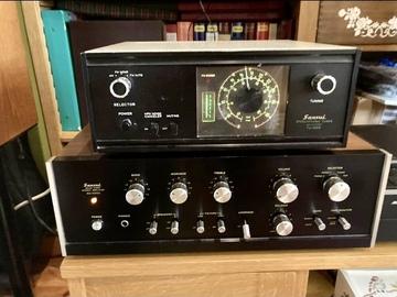 Sale: AMPLI ET RADIO