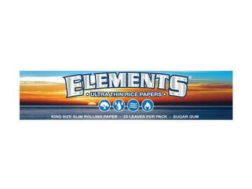 Post Now: Elements Rolling Papers - King Size Slim