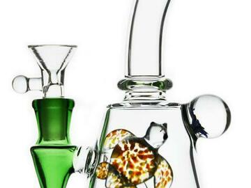 Post Now: Turtle Showerhead Perc Water Pipe