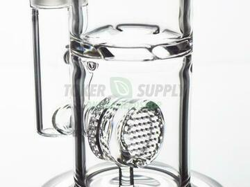 Post Now: Honey Disc Perc Water Pipe