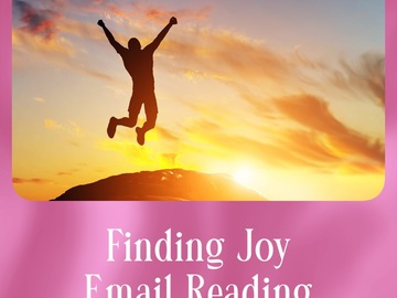 Selling: Finding Joy Email Reading (5 Cards)
