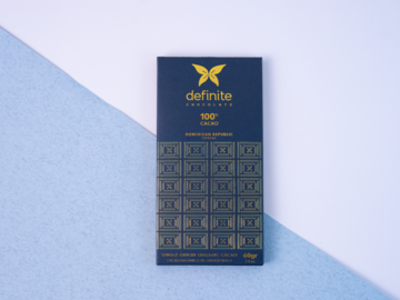Delivery: Organic Artisan Chocolate - 100%