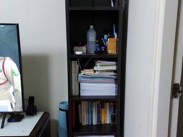 Selling without online payment: Book shelf