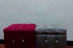 Selling without online payment: Single sofa seater with storage