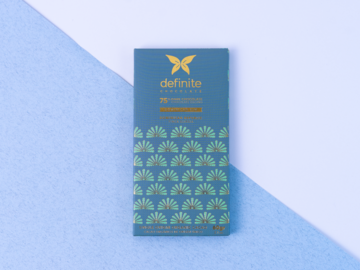 Delivery: Organic Artisan Chocolate - (75%) Dominican Rum