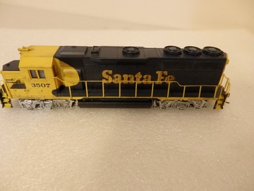 Selling with online payment: Bachmann HO EMD Gp40 3507 Locomotive DCC