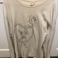 Selling with online payment: Wire Heart LS Tee