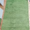 Selling:  Soft green carpet 195x133cm