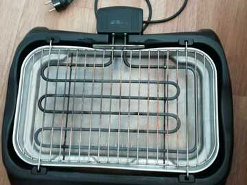 Vente: Barbecue électrique Severin