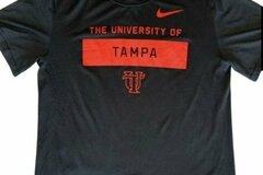 Selling A Singular Item: University of TAMPA - Nike Short Sleeve T Shirt