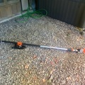 Renting out with online payment: Extension chainsaw