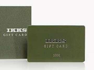 Vente: E-Carte Cadeau IKKS (100€)