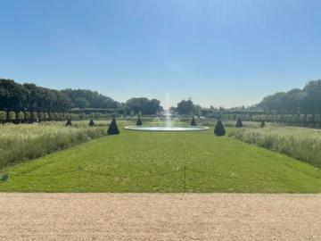 Actualité: Le château de Maisons-Laffitte retrouve son écrin de verdure
