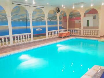 Start renting out your pool: Swim at 55 in Golborne