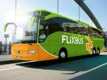 Vente: Bon d'achat - voucher Flixbus (34,90€)