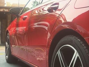 Non-TLC Rentals: Mercedes Benz A220