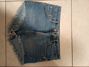 Selling with online payment: ZARA Shorts