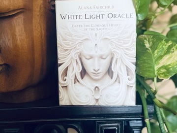 Selling with online payment: Oracle Cards White Light by Alana Fairchild