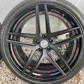 "Selling: Signature SV301S Custom 2pc. Forged Wheels 22"" (BMW 5x120)"