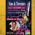 Actualité: Salon Vins et Terroir à Epône les 2 et 3 octobre