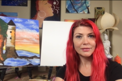 Events priced per-person: Group Virtual Painting Lesson Per Person Add On