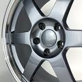 Selling: Volk Rays LE37T (TE37) 18in 5x112 - fresh refinish