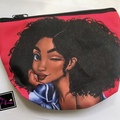 For Sale: Unapologetically Fly Cosmetic Bag