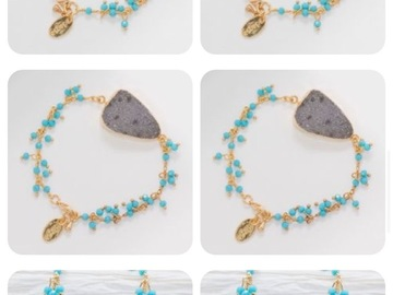 Liquidation/Wholesale Lot: 24k gold one of each style for 3 and free shipping