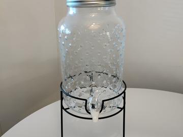 Ilmoitus: Hanallinen juoma-astia