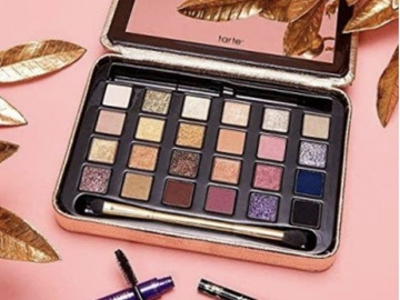 For Sale: 50% OFF Tarte Winter Wonderglam Luxe Eye Palette(Limited edition)