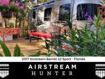 For Sale: sold: 2017 Airstream Bambi Sport - 22 FB -   Florida
