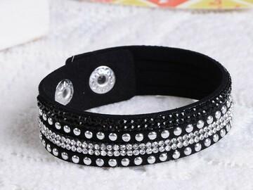 Sale retail: Bracelet Rétro 1 tour N°01
