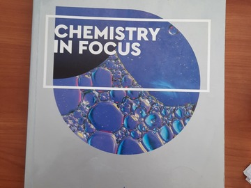Selling: Chemistry in Focus Year 11