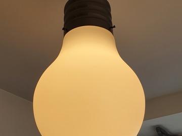 Gebruikte apparatuur: Minimalistische Retro Lamp