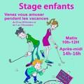 Actualité: Stages jeunes