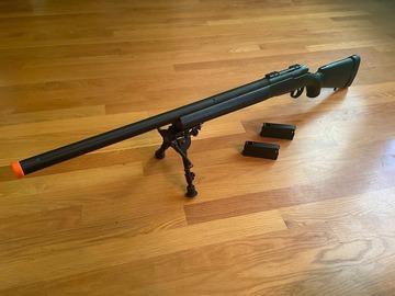 Selling: Echo1 M28 Sniper Rifle