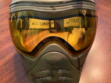 Selling: Save Phace Airsoft Mask