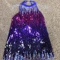 Selling A Singular Item: Dance/Halloween Costume-Child Large