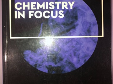 Selling: Yr 12 Chemistry in Focus Textbook