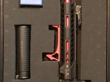 Selling: Custom HPA F2 fusion engine M4 and accessories included
