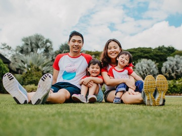 Fixed Price Packages: Outdoor Family Photoshoot
