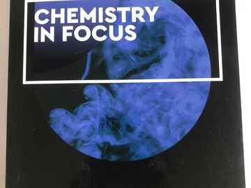 Selling: CHEMISTRY IN FOCUS Textbook (Year 12)