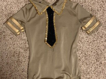 Selling A Singular Item: Boogie Woogie Bugle Girl Bodysuit and Hat