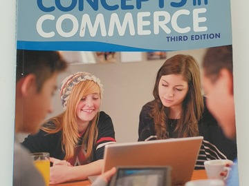 Selling: New Concepts in Commerce 3rd Edition