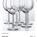 Ilmoitus: Svalka-viinilasit