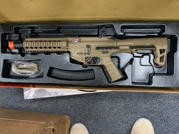 Selling: King Arms Airsoft PDW