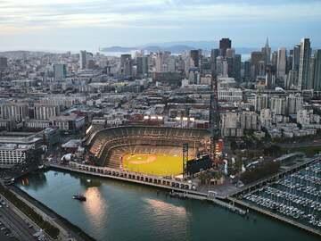 Daily Rentals: San Francisco CA, - Embarcadero/Oracle Park/Ferry Building Spot