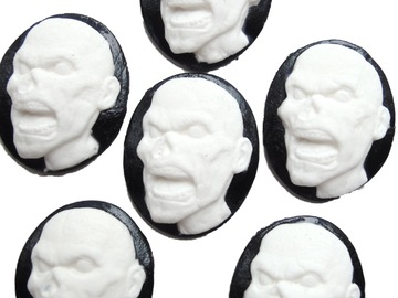 Delivery: Zombies Halloween Cupcake Cake Decorations