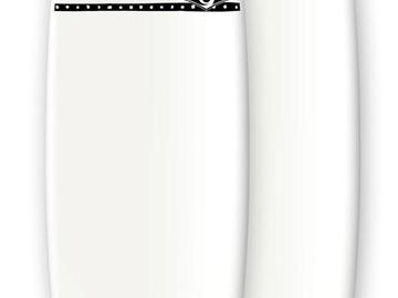 For Rent: 7'3ft Bic Mini-Malibu
