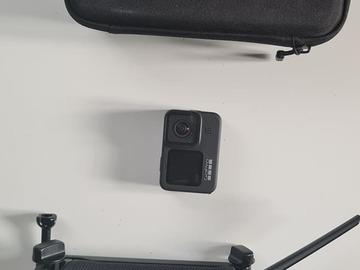For Rent: GoPro Hero 9 with 3-way Handle selfie stick